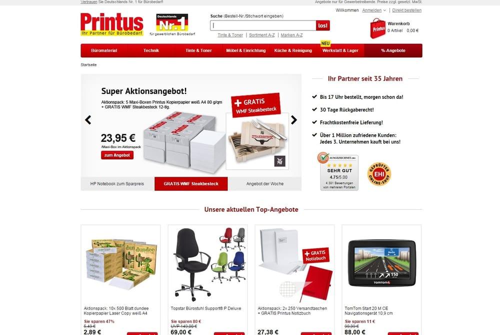 Printus - Office Equipment - Carl-Zeiss-Str. 1, Offenburg, Baden ...
