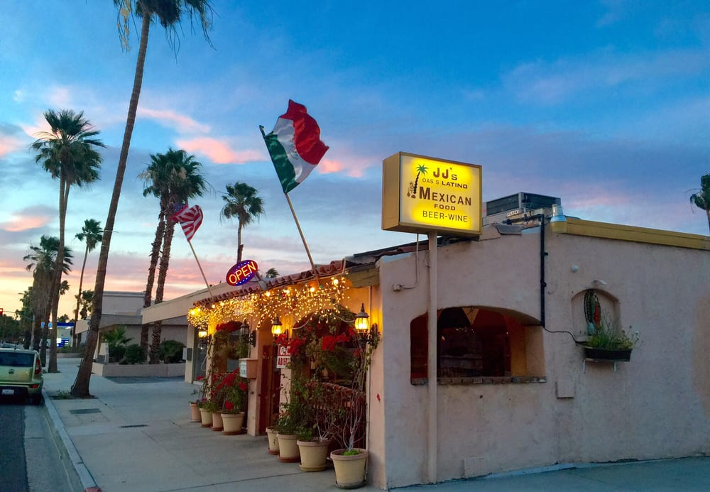 Mexican Restaurants Palm Springs Best Restaurants Near Me