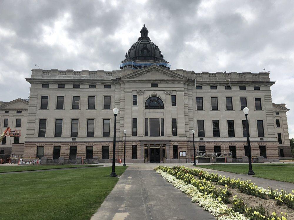 South Dakota State Capitol: 500 E Capitol Ave, Pierre, SD