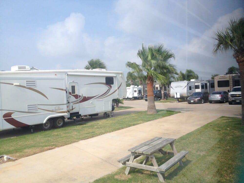 Ransom Road RV Park: 240 E Ransom Rd, Aransas Pass, TX
