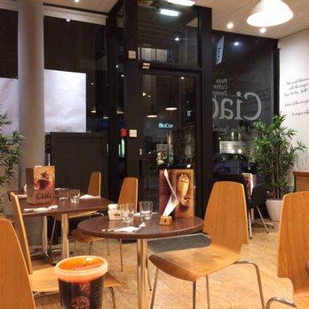 Photo Of Ciao   Glasgow, United Kingdom. Empty Restaurant Part 54