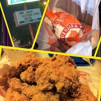 Popeyes chicken deals toronto