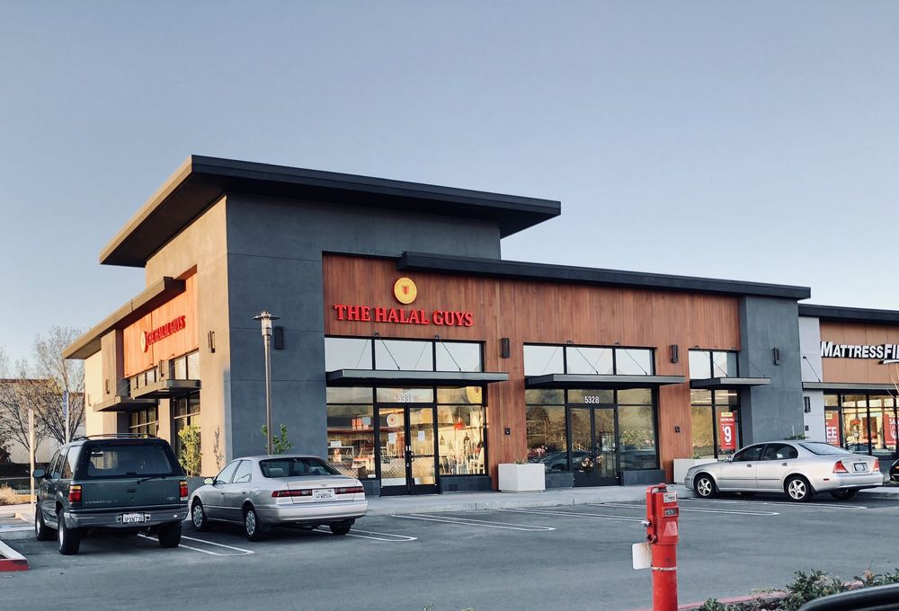 Pacific Commons Shopping Center: 43440 Boscell Rd, Fremont, CA
