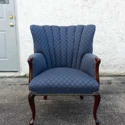 Colonial Upholstery and Design - Furniture Reupholstery - 1112 ...