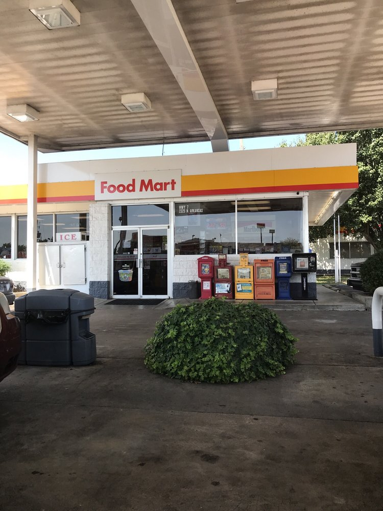 Shell Food Mart: 2325 N Arkansas Ave, Russellville, AR
