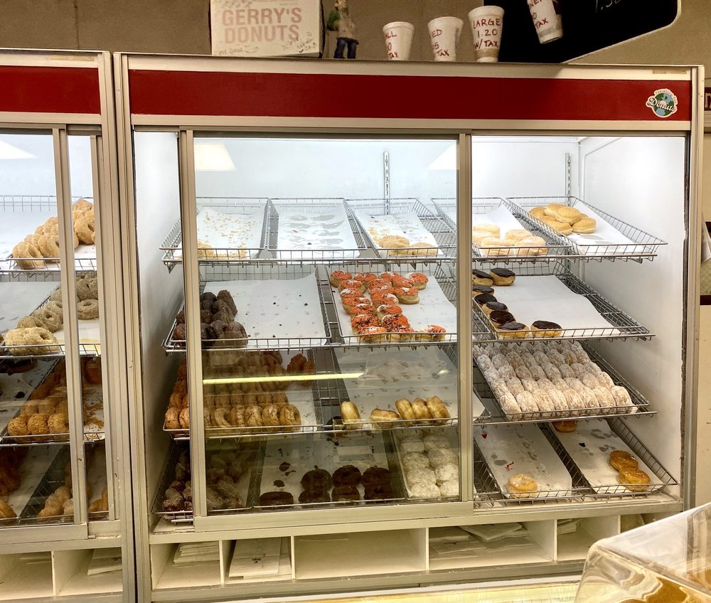 Gerry's Donuts: 180 Windsorville Rd, Ellington, CT