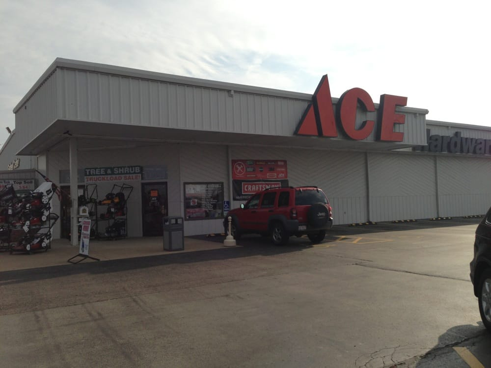 Ace Hardware of Bethalto: 1 Airway Ct, Bethalto, IL