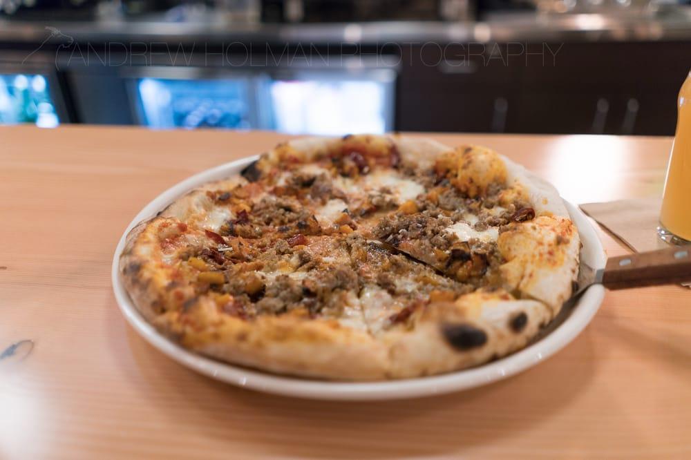 Hearth Artisan Pizza