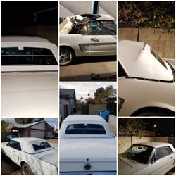 Photo Of Precision Mobile Auto Tops Phoenix Az United States Ford Mustang Convertible Top Replacement