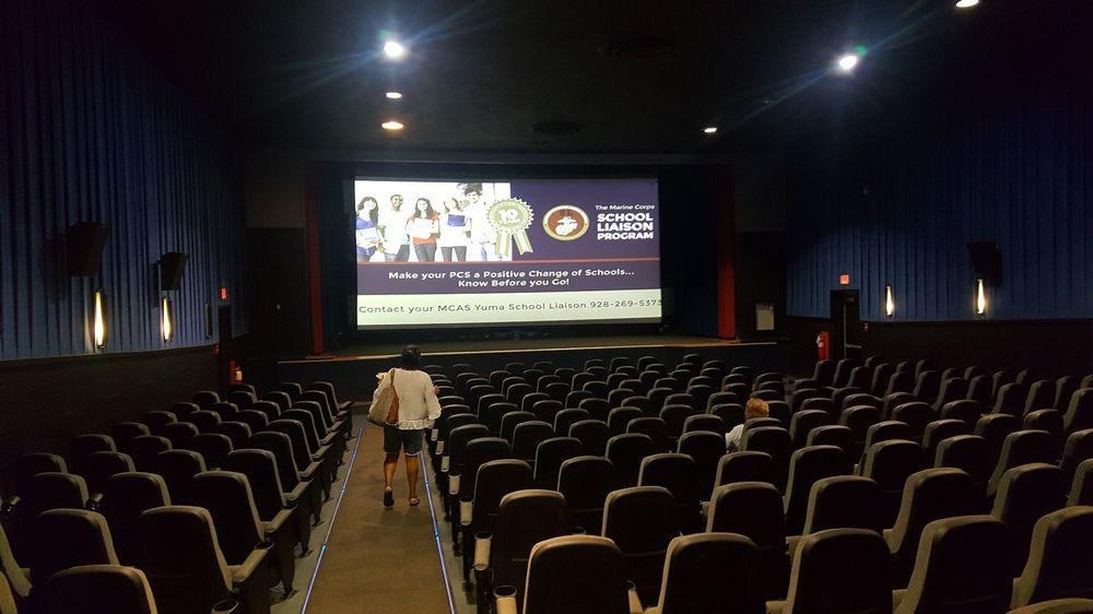 Sunset Cinema Theater: 672 Narr Ave, Yuma, AZ