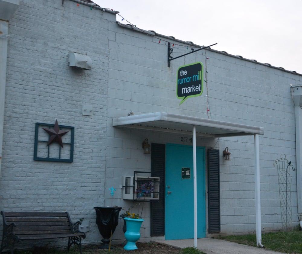 The Rumor Mill Market: 217 A Depot St, Davidson, NC