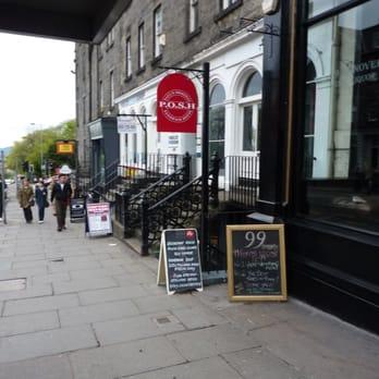 Italian Restaurant Hanover Street Edinburgh