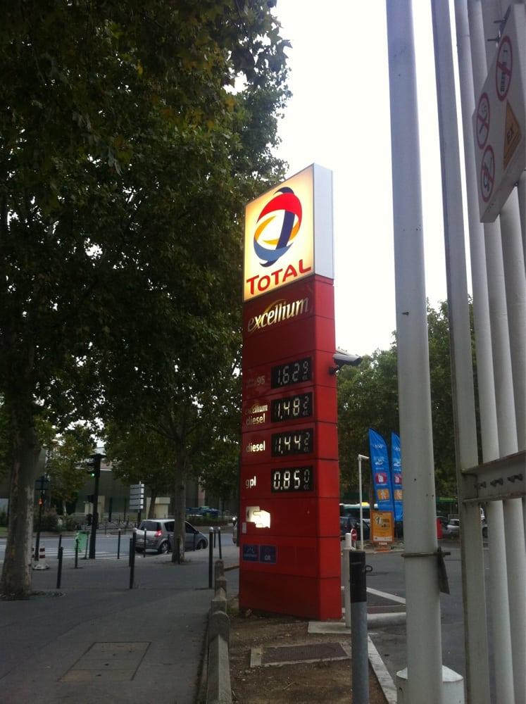Total station distributori di benzina benzinai 37 - Avenue de la porte de montrouge ...