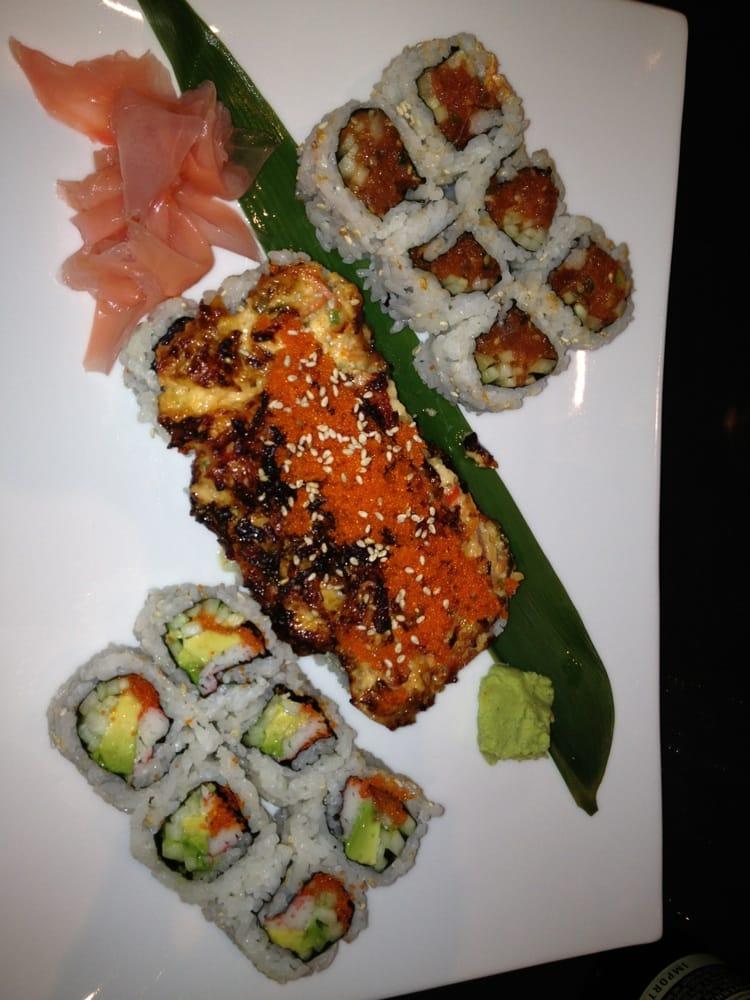 Hayashi Japanese Restaurant Williamsburg Va