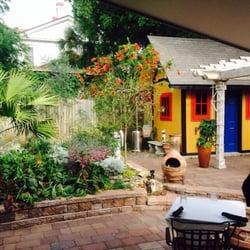 Photo Of España Restaurant Tapas Fernandina Beach Fl United States Garden