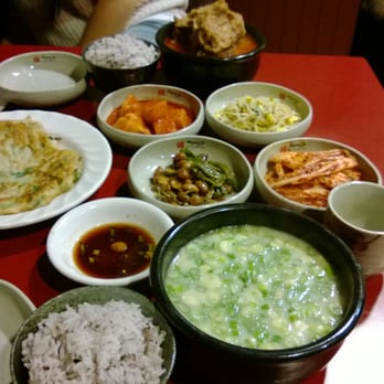 Photo Of Ottoogi Korean Restaurant Toronto On Canada Do Go Ni Tang