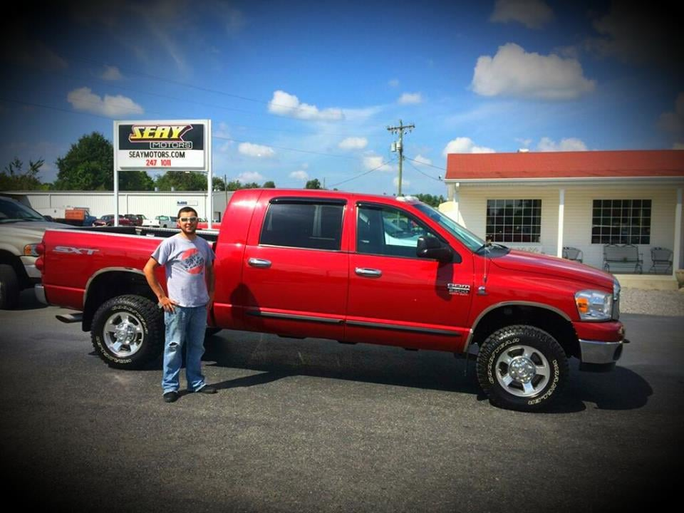 Seay motors 72 youngblood dr mayfield ky for Seay motors mayfield ky