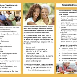 Greater Compassion Home Health Care Agency - Home Health Care ...