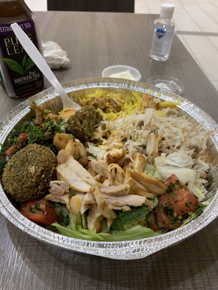 Palmyra Mediterranean Cuisine: 301 S Hills Village, Pittsburgh, PA