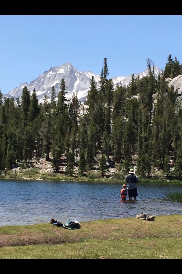 Trout fishing at heart lake yelp for East fork lake fishing report