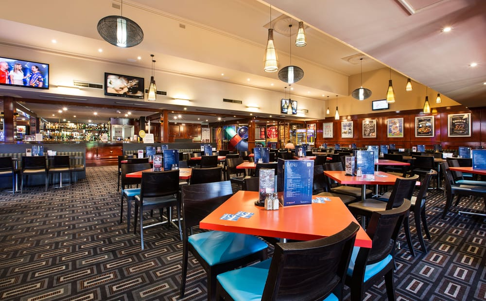 Nightcap at Blue Cattle Dog Hotel