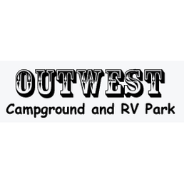 Image result for outwest camping and rv park logo