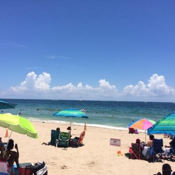 Pompano beach time