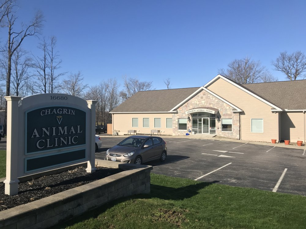 Chagrin Animal Clinic: 16680 W Park Circle Dr, Chagrin Falls, OH