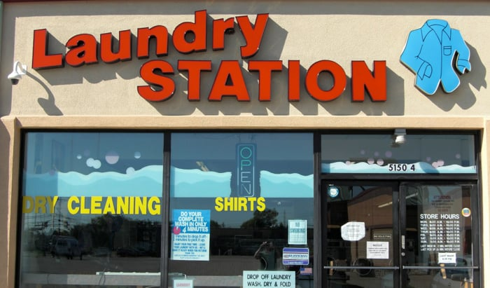 Laundry Station: 5150 Camelot Dr, Fairfield, OH