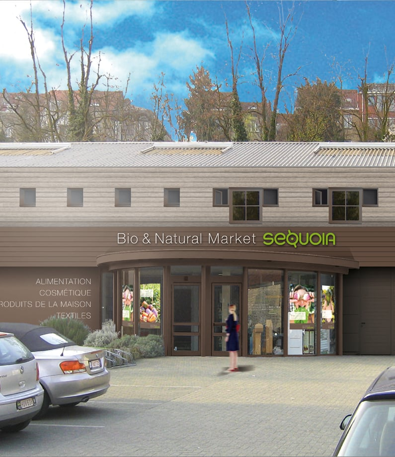 Sequoia prodotti biologici chauss e de saint job 532 - Garage chaussee de bruxelles dampremy ...