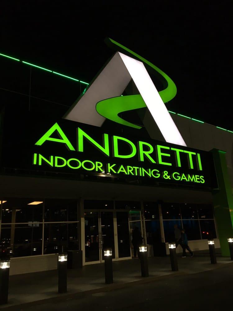 PLAY – Andretti Indoor Karting & Games Marietta