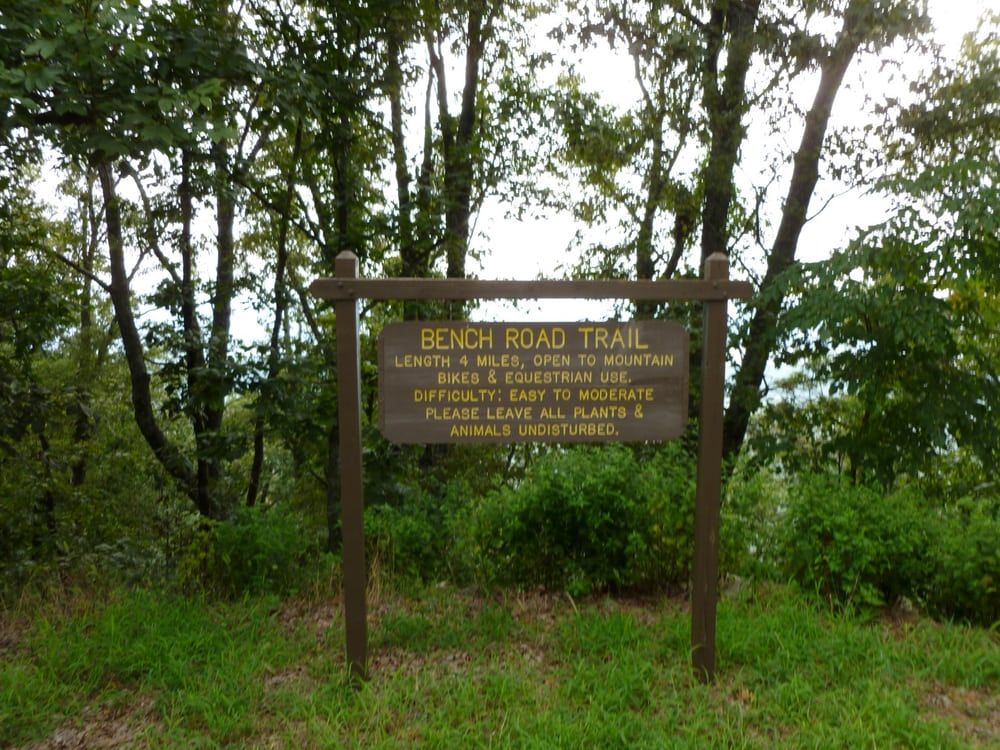 Mt Nebo State Park: 16728 W State Highway 155, Dardanelle, AR