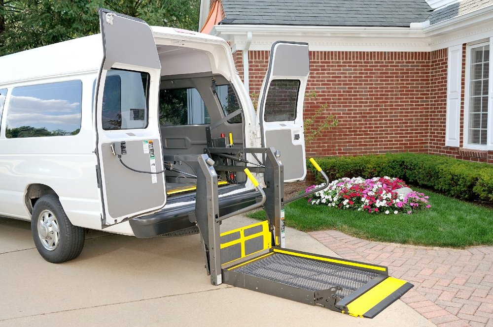 Woodlands Wheelchair Shuttle: 3750 FM 1488, Conroe, TX