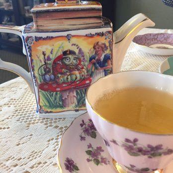 Tilly Mints Tea Room