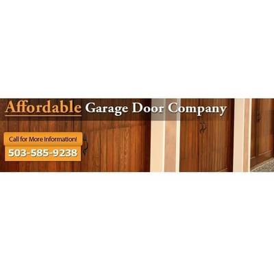 Affordable Garage Door Company Garagentor Service