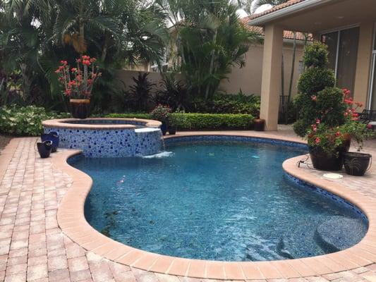 Exceptional Photo Of Prestige Pool Service U0026 Repairs   Palm Beach Gardens, FL, United  States