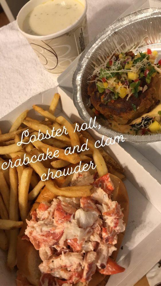 The Lobster Trap: 290 Shore Rd, Bourne, MA