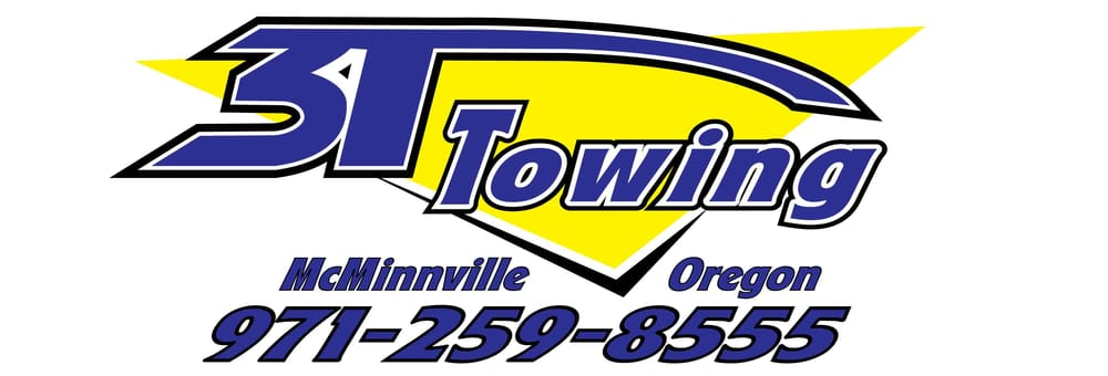 3T Towing: 9700 SW Riverbend Rd, McMinnville, OR