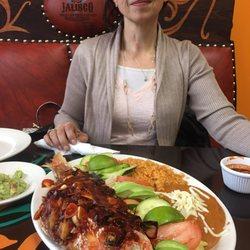 Photo Of Jalisco Mexican Restaurant Gurnee Il United States Disfrutando Guachinango Al
