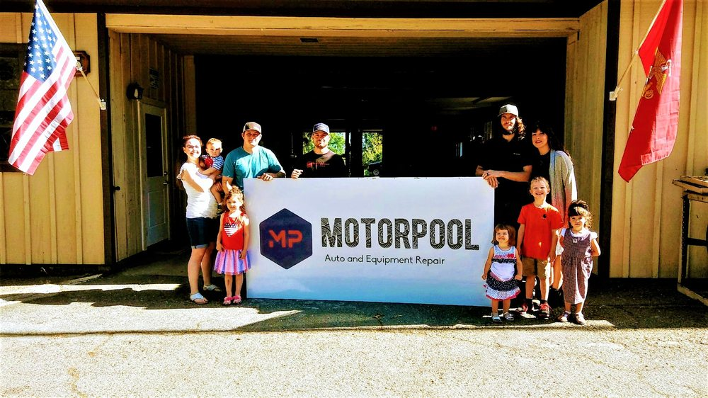 Motorpool Auto and Equipment Repair: 4095 Carson Rd, Camino, CA