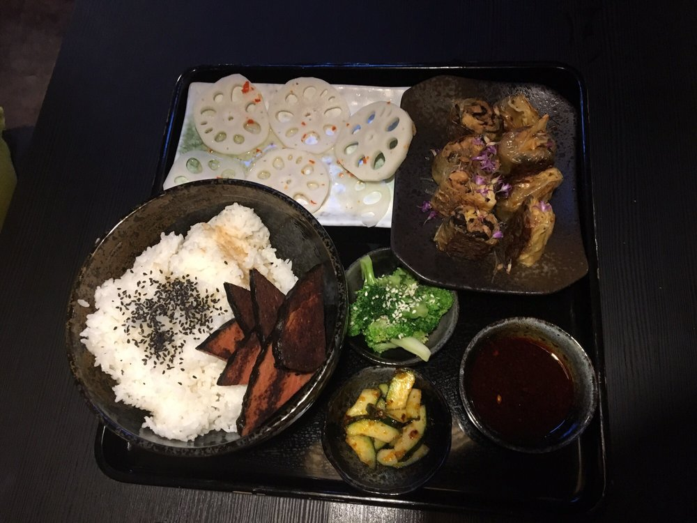 Ichiza Kitchen & Tea House: 1628 SW Jefferson St, Portland, OR