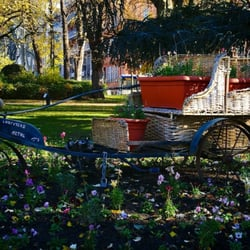 Jardin du grand rond 36 photos 21 avis lieu b timent historique square boulingrin for Jardin grand rond toulouse