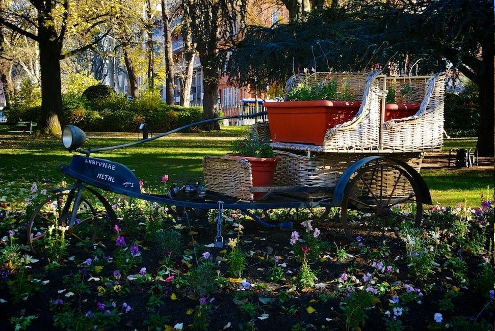 Jardin du grand rond 36 photos 21 avis lieu for O jardin gourmand toulouse