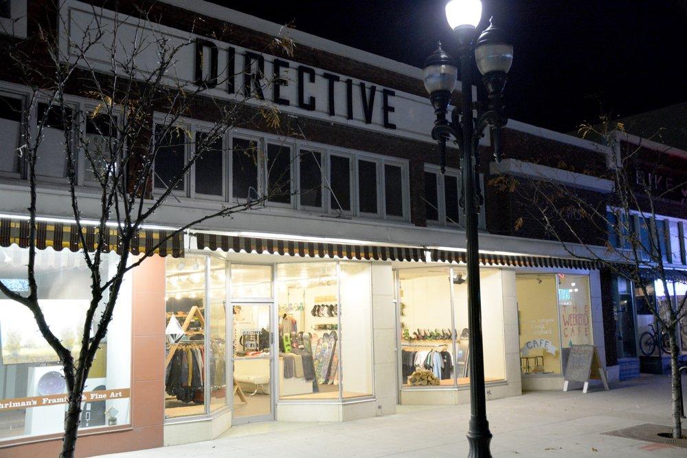 Directive Boardshop: 65 S Main St, Logan, UT