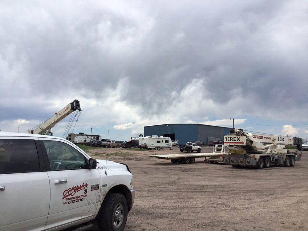 CH Yarber Construction: 4194 W 5th St, Cheyenne, WY