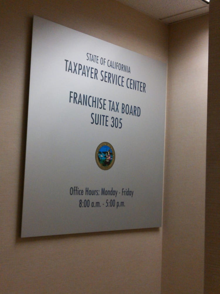 Franchise Tax Board Public Services Government 1515 Clay St