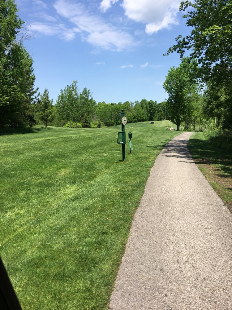 Tustin Trails Golf Course: 20231 Mackinaw Trl, Tustin, MI