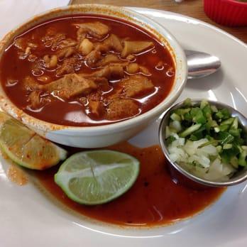 Photo Of Emiliano S Mexican Restaurant San Antonio Tx United States Good Menudo