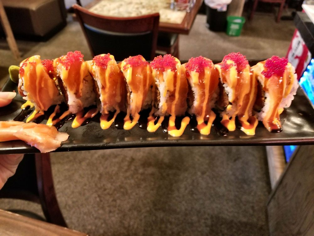Ninja Sushi Steak House: 14 SE 3rd Ave, Perryton, TX