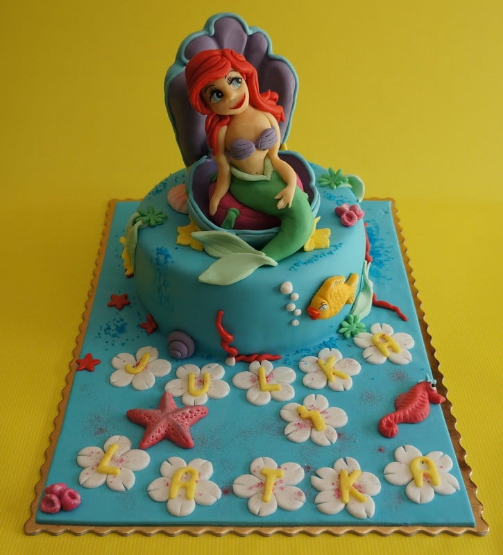 disney cake ariel ariel little mermaid cake little mermaid cake